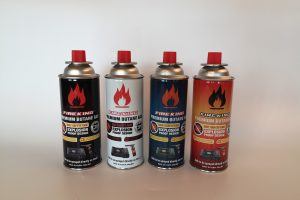 Fire King Premium CRV Butane Gas 230G #984001